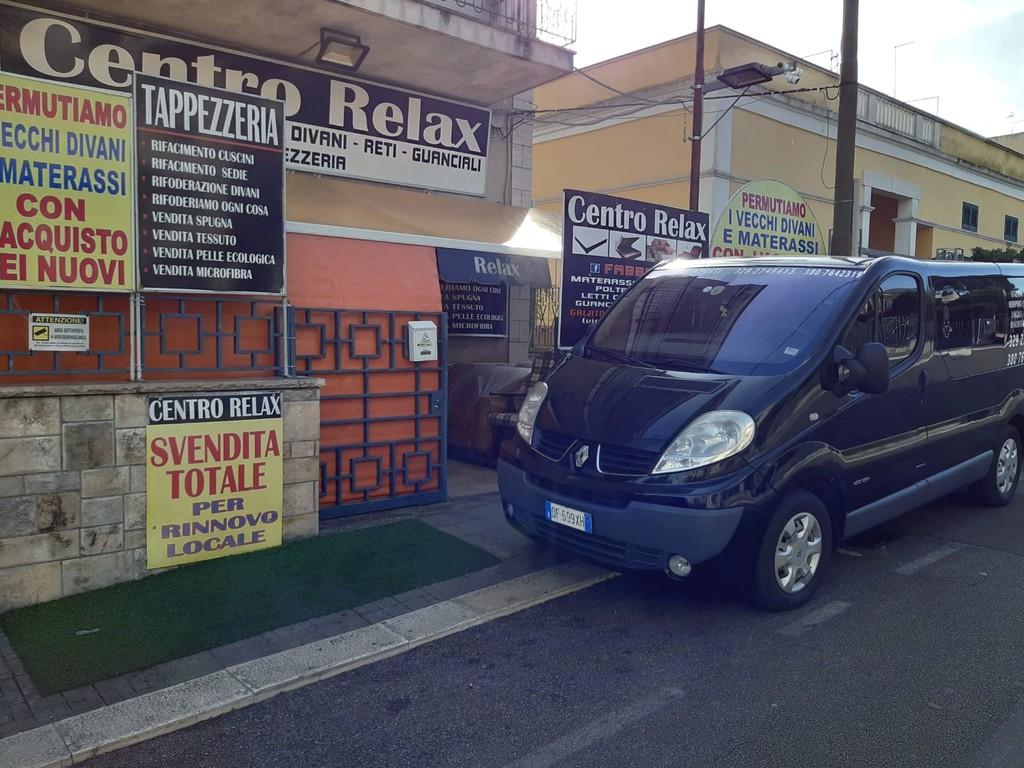 Taxi Navetta Centro Relax Salentino